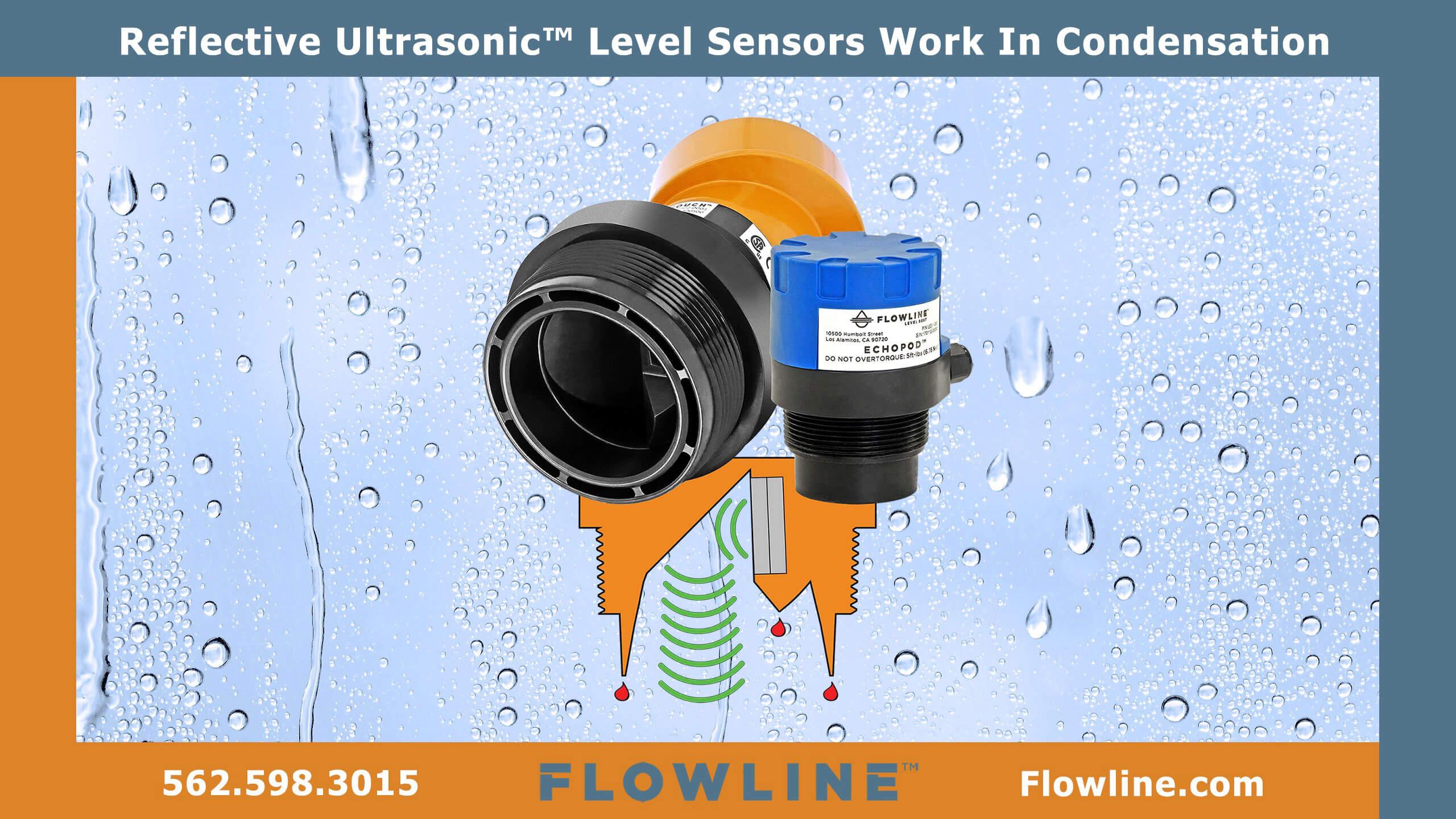 Flowline Level Sensor Transmitter Switch Amp Control