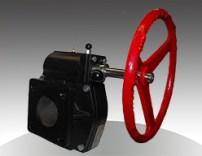 manual override gear operator