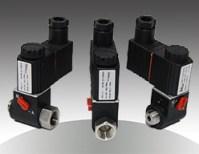 3-way solenoid valve