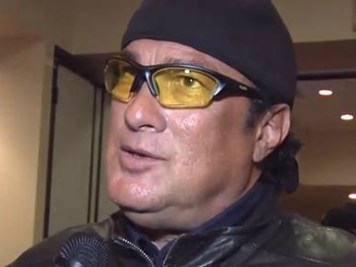 The real Steven Seagal