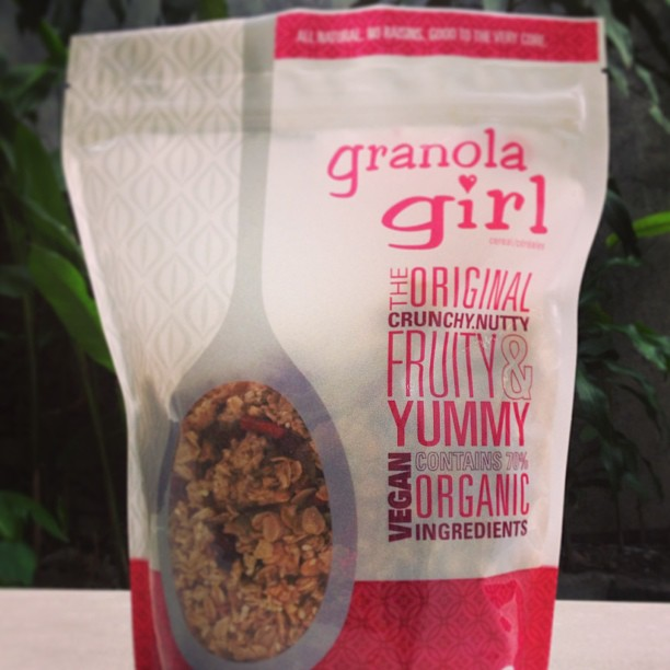 Granola Girl Blog
