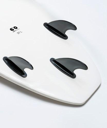 Flowt Standard 60 Bottom Tail Details