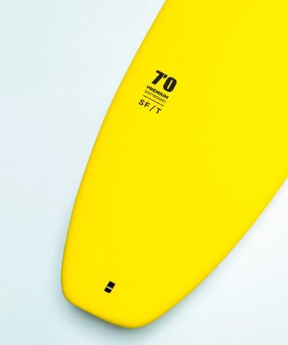 Flowt Premium Peformance 70 Top Tail Details