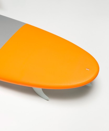 Flowt Marshmallow 511 Orange Top Tail Details