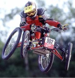 Stacey Kohut Rollstuhl Bike