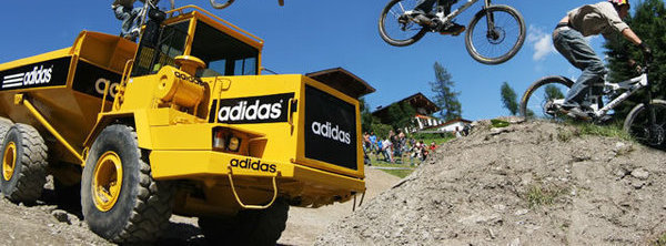 Adidas Slopestyle - Sold my soul for Rock'n Roll, Bitch!