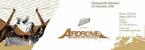 Airdrome - Supercrossover