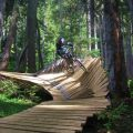Mount Washington Bikepark Trail
