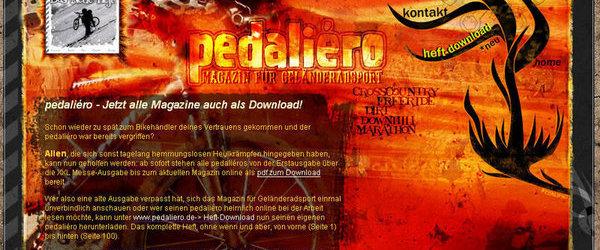 Pedaliero - Free Online Bike Magazine