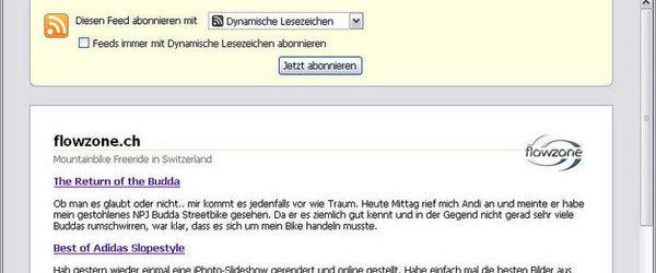 flowzone.ch - Das Flowzone Syndikat