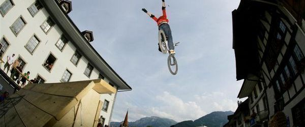 Nissan Outdoor Games - Dirtjump Elite in Interlaken