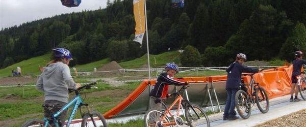Bikepark Leogang - Freeride Kidz