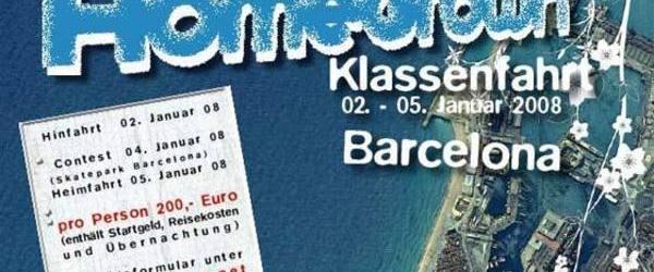 MRM - Klassenfahrt nach Barcelona