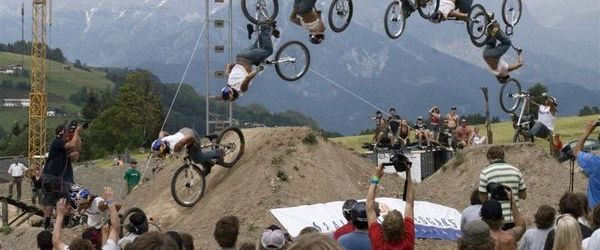 Bikepark Leogang - Out of Bounds - Part Five