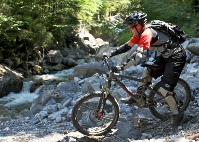 canyon mtb bike