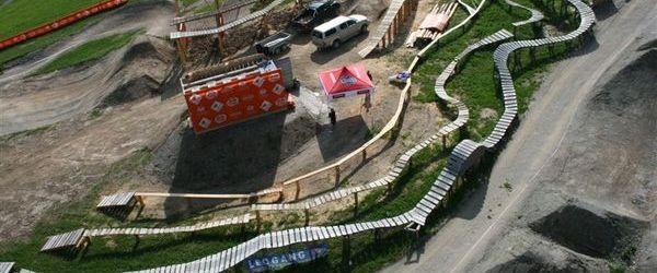 Bikepark Leogang - Neuer Lumberjack Trail