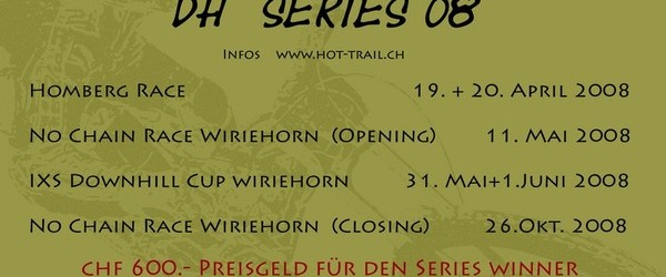 Bikepark Wiriehorn - No-Chain Race
