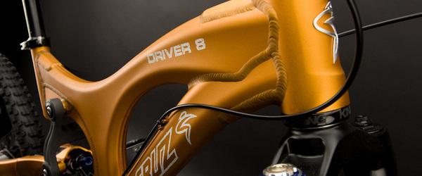 Santa Cruz - Driver 8
