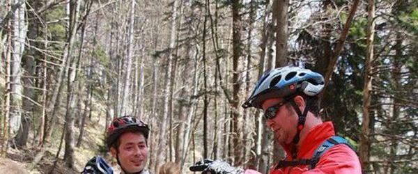 Bergwerk - Frühling fürs Bike