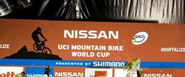 UCI - Podium für Rinderknecht
