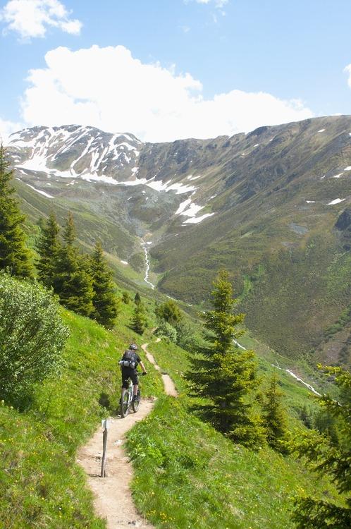 MTB Freeride Davos Klosters Prättigau