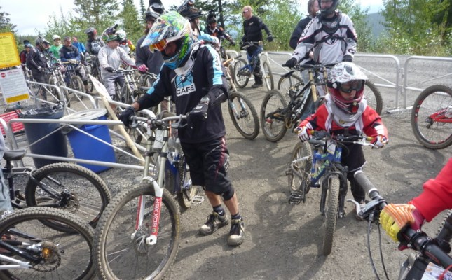 Freeride Mountain Bike Kanada BC Silver Star