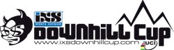iXS European Downhill Cup Logo - EDC
