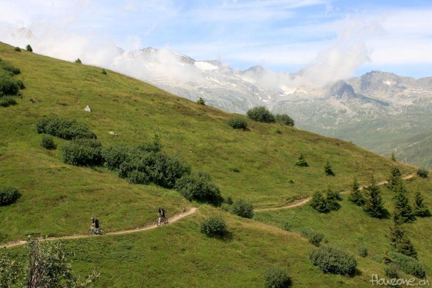 Wallis Mountain Bike Belalp
