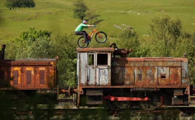 Danny MacAskill Trail Gap