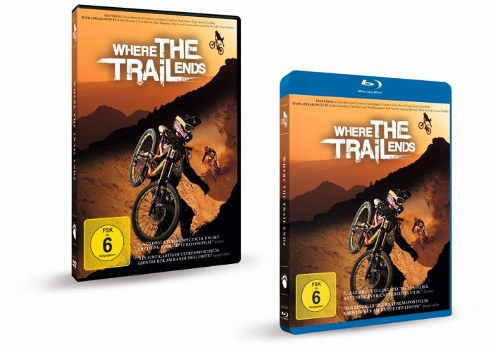Where the Trail ends - Freeride Entertainment MTB Film