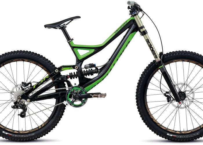 Specialized Demo 8 2013 - Grün (green)