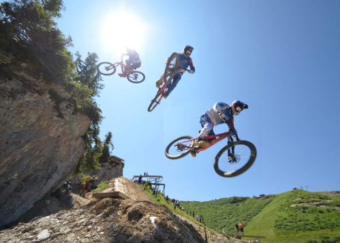 chatel mountain style