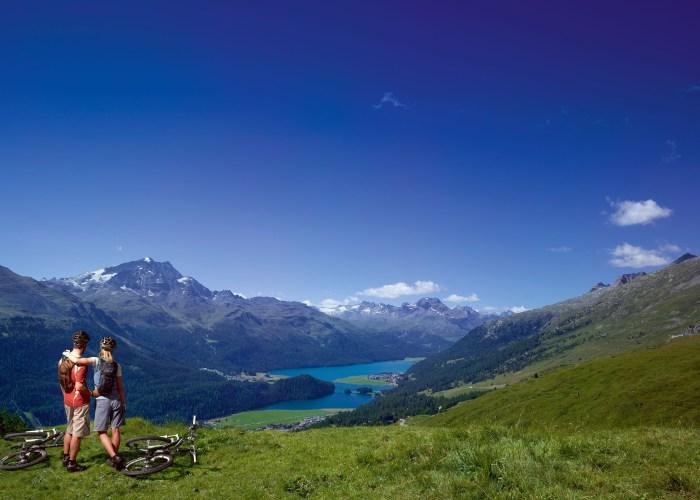 Engadin St. Moritz Corviglia Bike