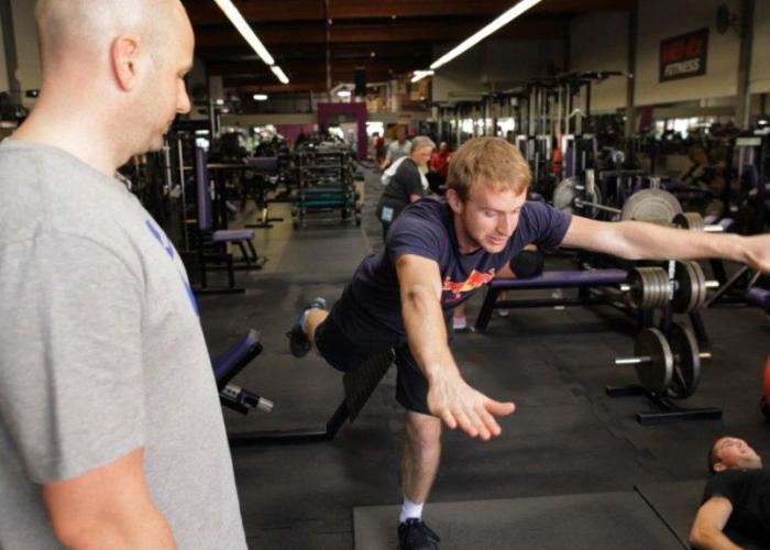 Danny MacAskill Training