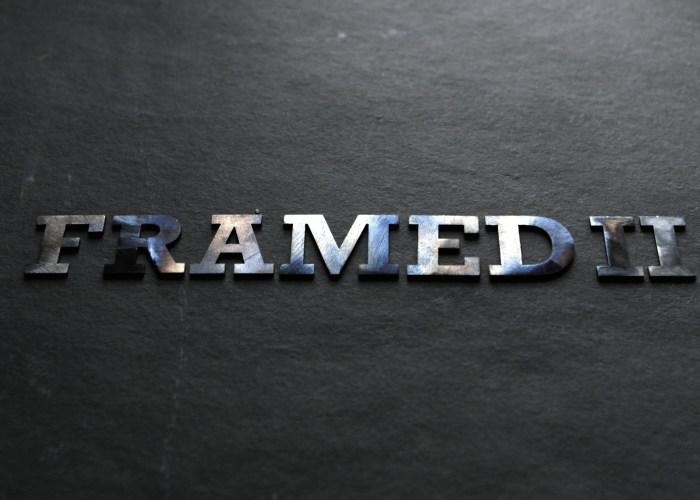 Framed 2 MTB Movie Logo