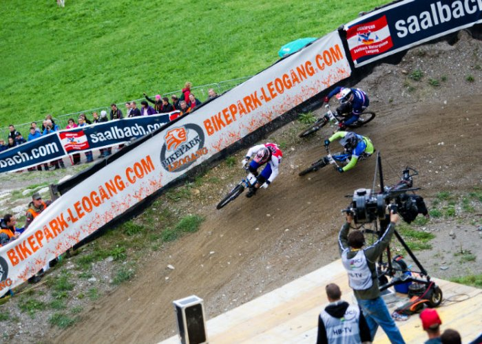 Downhill WM 2013 Leogang