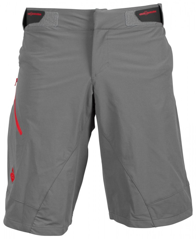 sweet protection frantic shorts enduro grau grey