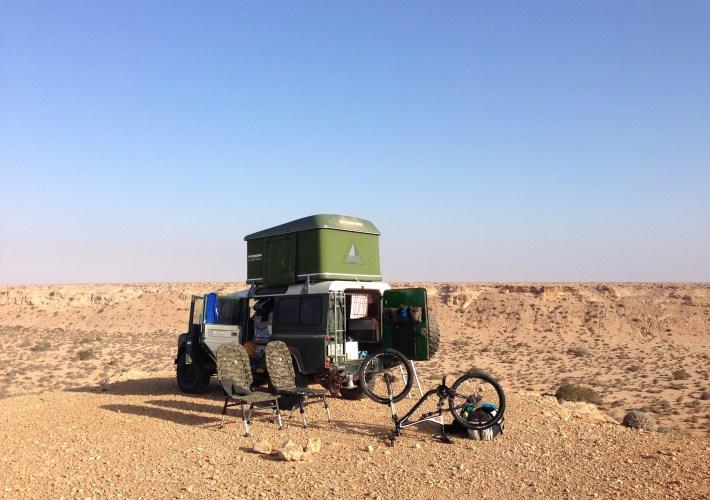 bike sahara marokko