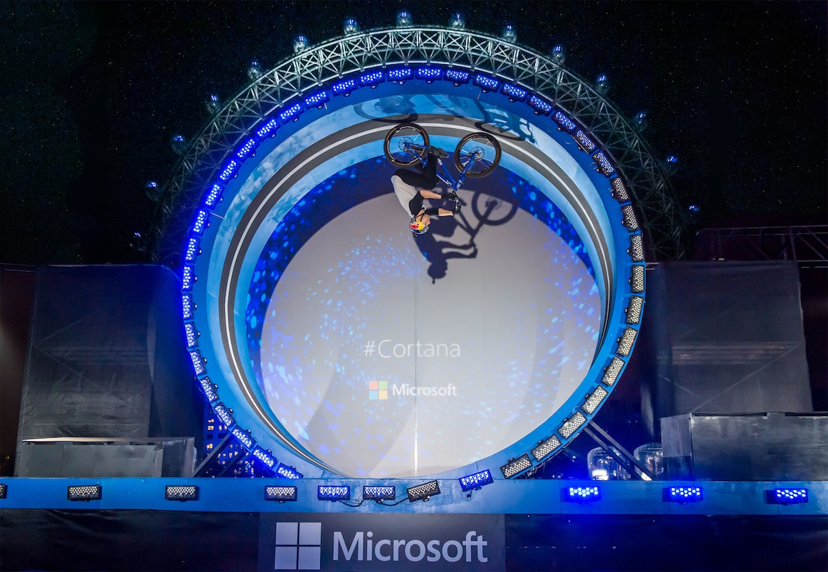 Cortana, Microsoft's Personal Assistant Software, Has Danny MacAskill In A Spin