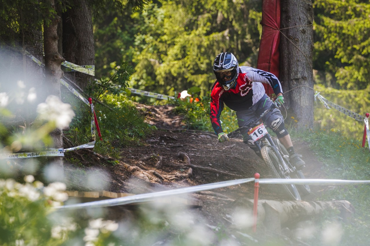 ixs Swiss Downhill Cup 2015 Morgins