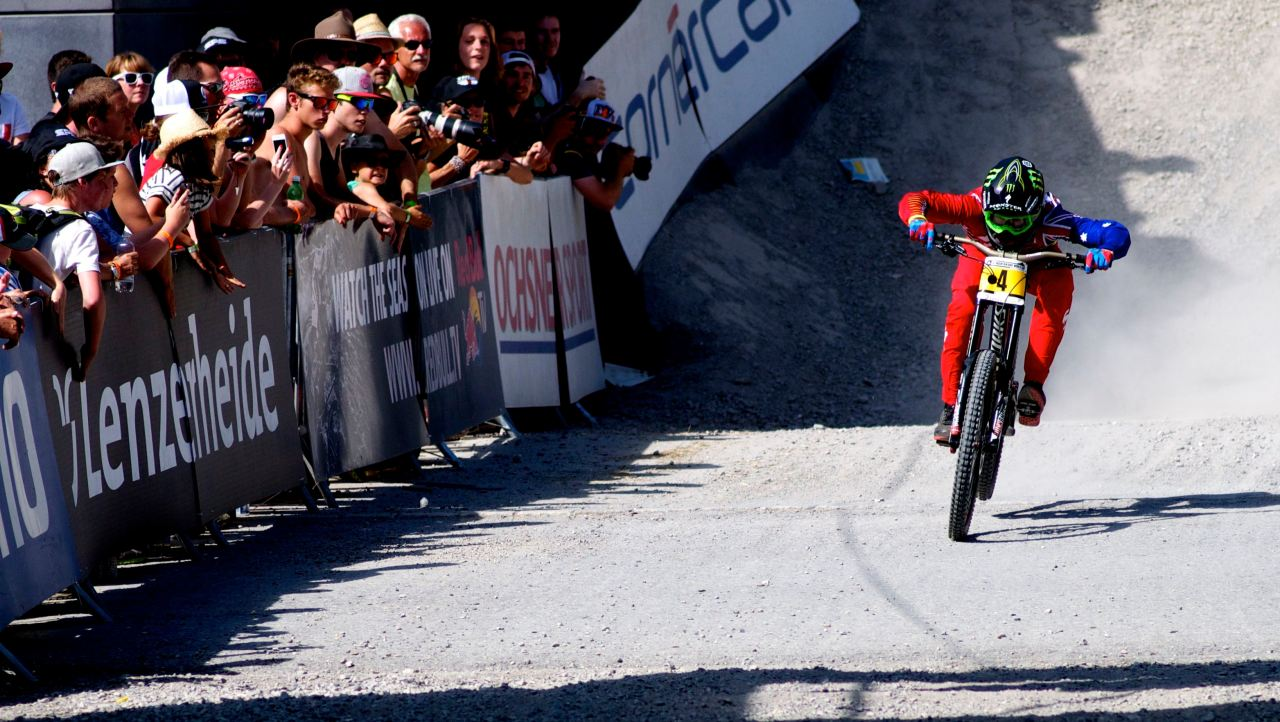 uci downhill world cup 2015 - windham