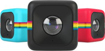 actioncam polaroid cube