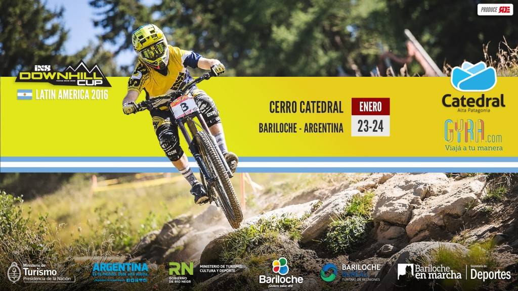 ixs downhill cup south america