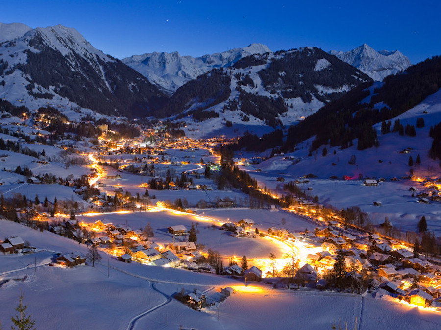 GSTAAD BE