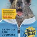 Biker Party Jochpass Engelberg Titlis 2016