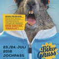 Biker Party Jochpass Engelberg Titlis 2016