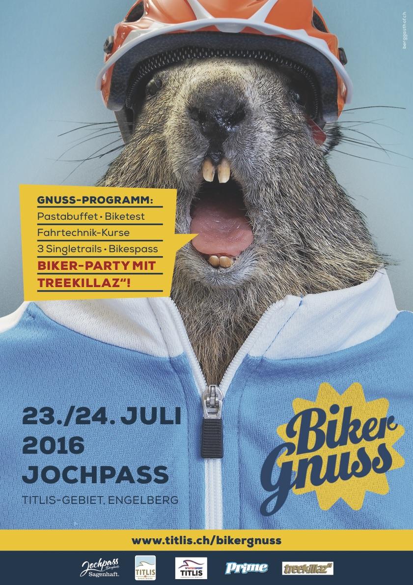 Biker Party Jochpass Engelberg Titlis 2016 biker-gnuss
