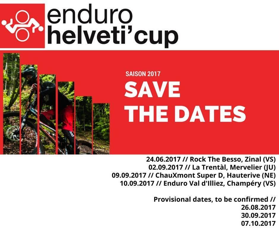 enduro helveticup 2017 dates termine programm kalender