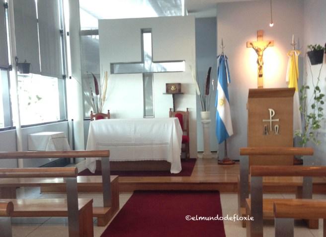 Iglesia-EZE