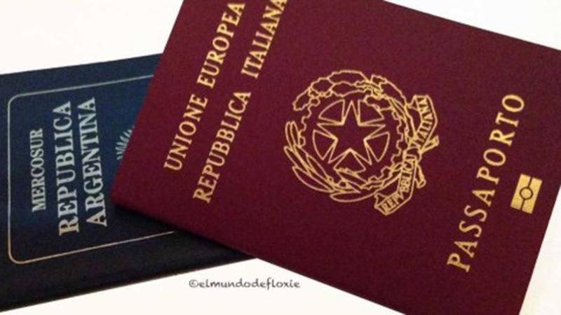 Cómo viajar teniendo doble ciudadanía - El mundo de Floxie